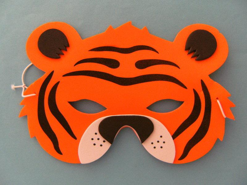Tigermaske
